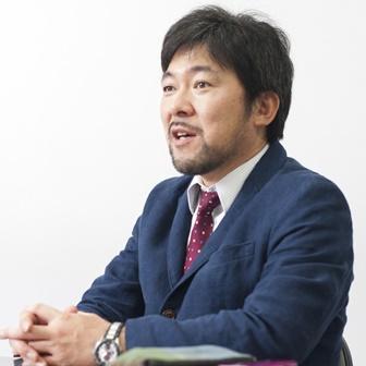 取締役 COO 志村英雄 氏