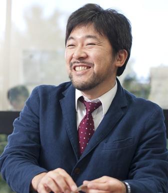 笑顔で対応して頂いた志村氏