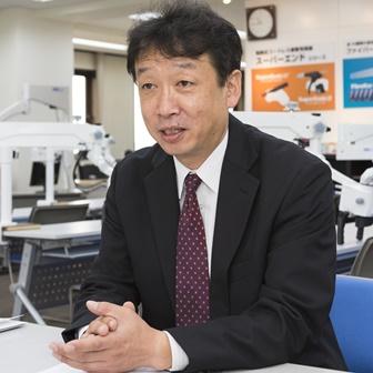 プロダクト管理本部 部長の本橋孝志氏