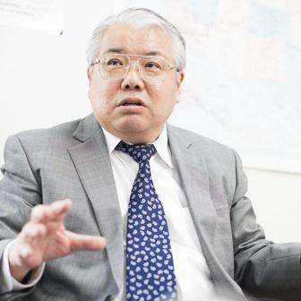 代表取締役社長 江口 洋 氏