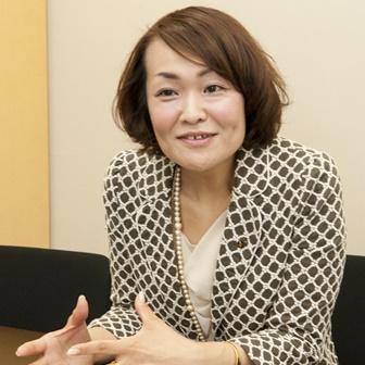 代表取締役社長 川杉敦子 氏