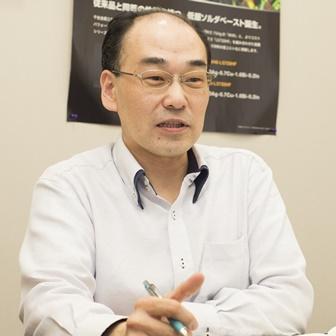 経営企画部 営業推進課 課長の市川氏