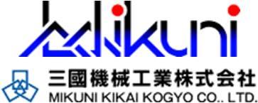 三國機械工業 株式会社 様ロゴ