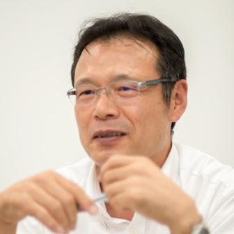 代表取締役社長 宮本鉄次郎 氏