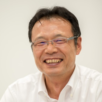 笑顔で対応して頂いた宮本氏