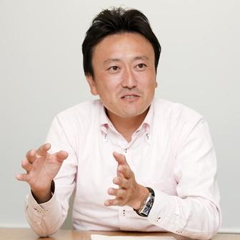 代表取締役社長小林広樹氏