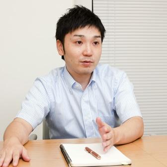 京葉物流センター 業務部 センター長の木下智史氏