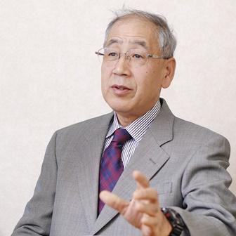 代表取締役社長 稲山正人氏
