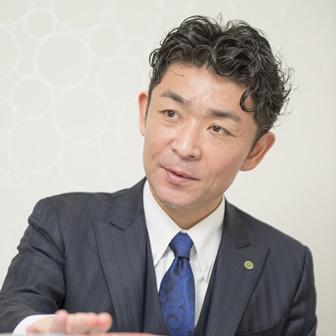 代表取締役社長  北島 大太朗氏