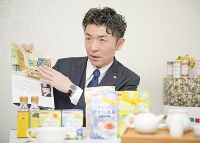 日本緑茶センター 株式会社 様