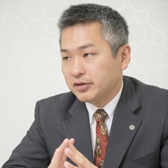 システム担当室長の瀬田裕士氏