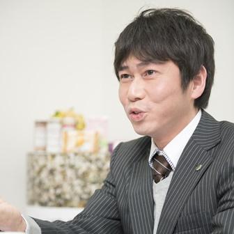 システム担当副主任の神田亘氏
