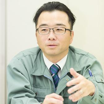 常務取締役 堀内正人 氏