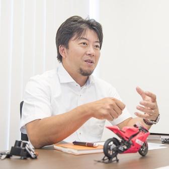 代表取締役社長 木嶋孝一 氏